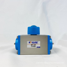 Ningbo Kailing AT series worm gear worm type pneumatic actuator suitable for ball valve