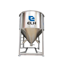 Stainless Steel Material Silo For Bulk Material