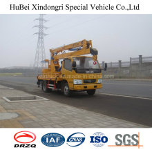 12m Folding Arm High Working Platform Truck Euro5 with Good Quality