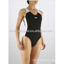 2014 new styles plain swimsuits bikini girl,competition swimwear