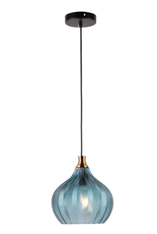 Ink Blue Pendant Lamp