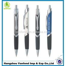 Vente chaude Promotion cadeau Triangle métallique forme stylo à bille