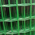 Green Coated Euro Waved Fence