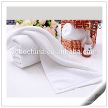 100% Cotton White Customized with Embroidery Hotel Brand Linens Towel Sets