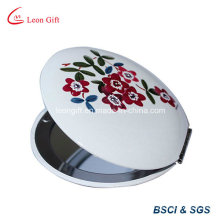 Cheapest Custom Aluminum Round Compact Makeup Mirrors