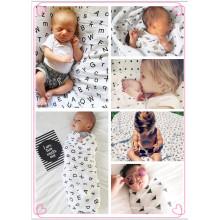 Одеяло продукта младенца оптовой продажи Кита