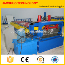 Steel Tile Roll Forming Machine for Metal Roofing Glaze Tile