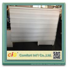 100% Polyester Zebra Roller Blind Fertig Vorhang