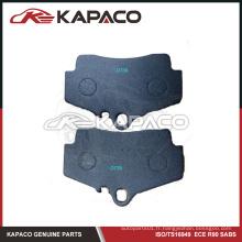 Garniture de frein de qualité supérieure pour Porsche D738 98635293900