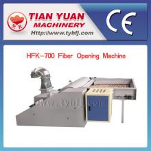 Hochwertige Faser Öffnungsmaschine