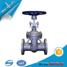 OEM de calidad de fundición de precisión de la rueda de mano operado válvula de compuerta