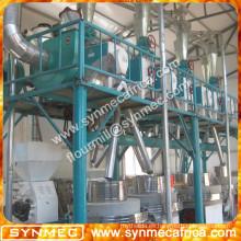 molinillo de piedra eléctrico para harina