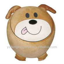cute animal stool plush Inflatable stool