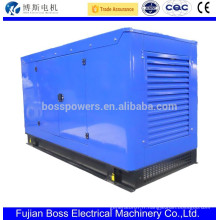 Groupe électrogène silencieux de 14KW 60HZ avec moteur diesel yangdong