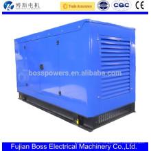 18KW звукоизоляционный Вэйфан 60hz 400v дизельный генератор
