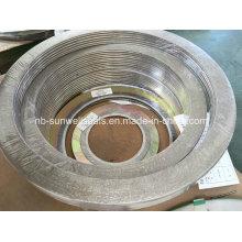 Mica/Vermiculite Spiral Wound Gasket
