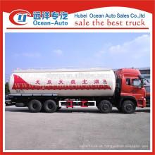 Feito em China caminhão de transporte de material em pó de venda quente