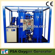 Aprobación CE Sistema de llenado de plantas de producción de oxígeno TCO-8P