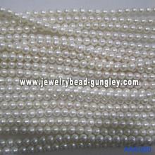 Perla de agua dulce AA grado 13,5-14mm