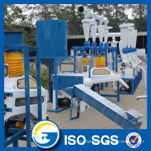 Flour milling and packing machines
