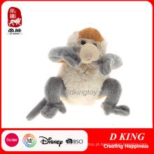 Macaco feito sob encomenda R & B de Malaysia que canta brinquedos do luxuoso de Shabab