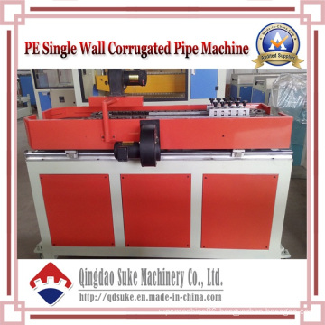 PVC Corrugated Tube Extruder Machine Line