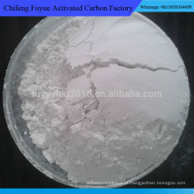 Venda quente 99,5% de pó de aluina calcinada de alta pureza para cerâmica / refratário / esmalte