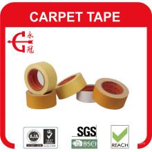 Cinta adhesiva / cinta de alfombras de doble cara super adhesiva