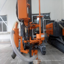 Crawler submersible hole drilling rig machine