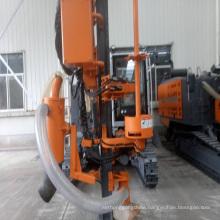 Crawler submersible hole drilling rig machine