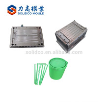 Factory Direct Sales Used Plastic Bucket Moulds Custom Design Plastic Paint Bucket Mould