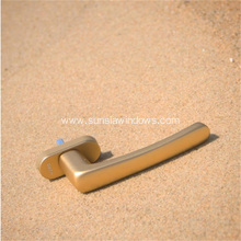 Modern Casement Windows Door Square Spindle Handle