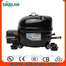 congelador superior de tabela com R134a compressor de geladeira QD30HG