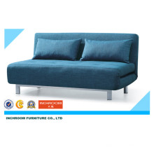 Fabric Functional Leisure Folded Living Room Furniture Sofa Bed