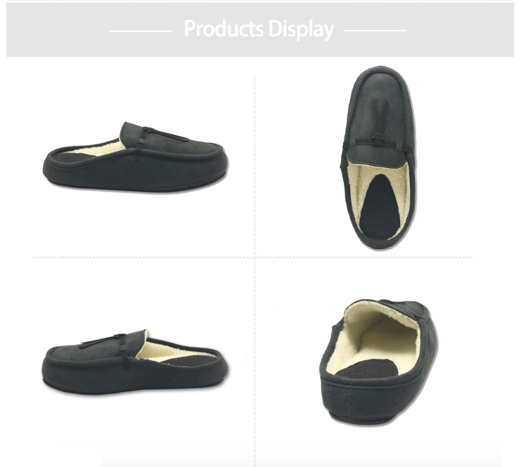 best hotel bedroom black slippers for ladies
