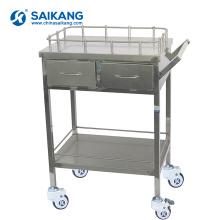 SKH017-2 Chariot de traitement d'anesthésie avec le tiroir