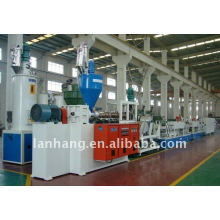 High quality PET packing strap production line