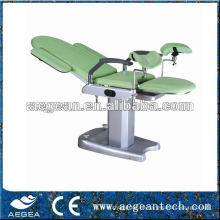 AG-S102B CE-geprüfte manuelle Ginecologia Silla mit fester Höhe