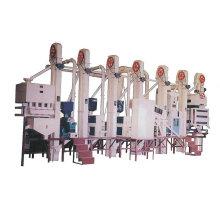 Hot vender Completa Set Rice Milling Plant