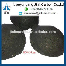 высокое качество холоднонабивная паста для футеровки печей углерода, затир электрода собственной выпечки электрода пасты