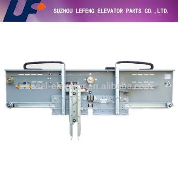 VVVF Centro de Apertura de dos paneles de operador, operador de puertas de ascensor automático