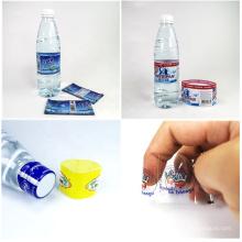 Factory Direct Sales Nice Quality PVC Water/Beverage Drink Shrink Bands Heat Shrink Sleeve Label
