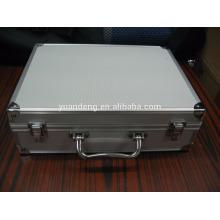 Caixa de alumínio com ângulo direito personalizado