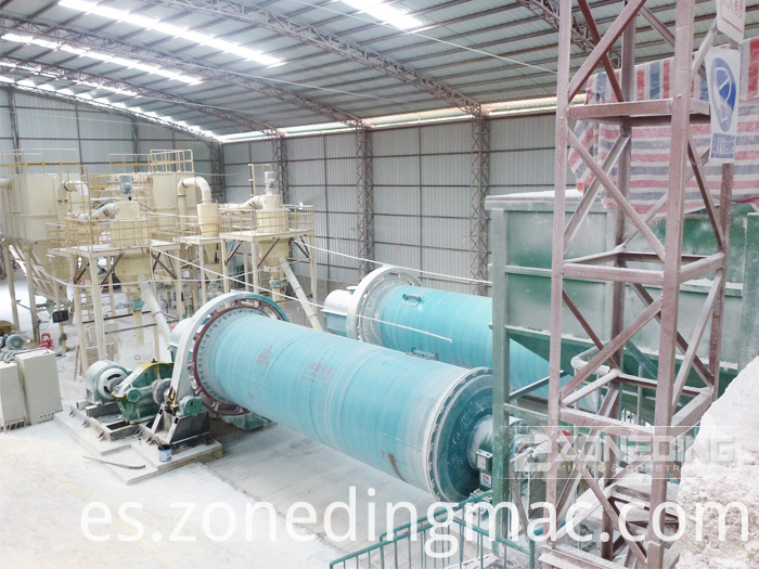 Mineral Processing Ball Mill
