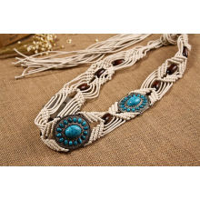 Ethnic Style hand made beaded belt