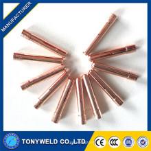 горелки TIG запасные части wp9 13N20 сварки цанги 0,5 мм