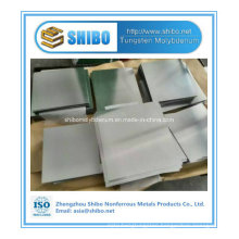 China Top Seller High Purity W Sheet with Super Quality