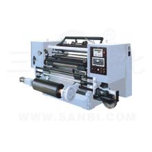 Corte a alta velocidad y máquina de rebobinado (GFQ-1300B)