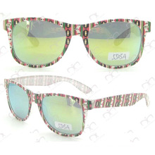 Fashion Colorful Sun Glasses Promotion Sunglasses (5505A)