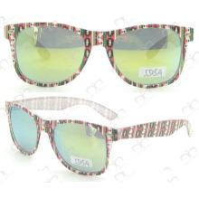 Мода Красочные солнцезащитные очки Солнцезащитные очки (5505A)